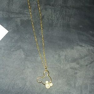 Mickey Mouse Jewelry - Mickey Mouse Necklace Brand New without tags